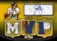 2010 Topps Triple Threads Football Hobby 18-Box Case
